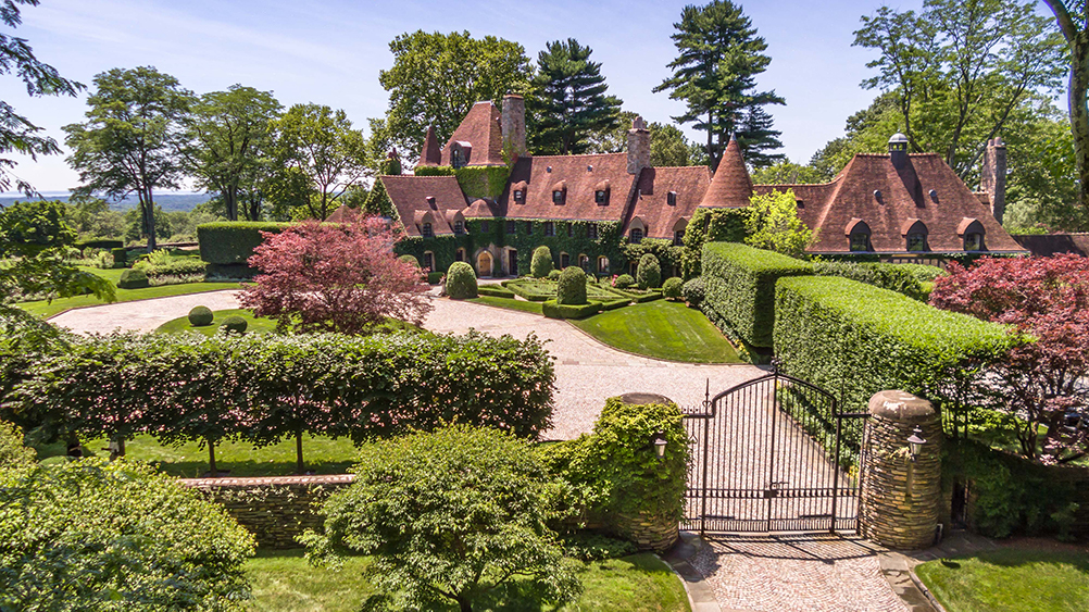 Tommy Hilfiger, Greenwich, Connecticut, Real Estate