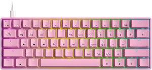 HK Gaming GK61 Mechanical Keyboard