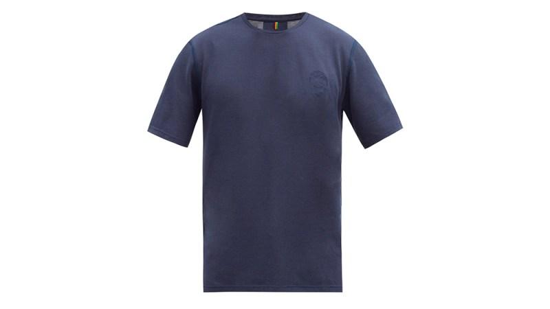 Iffley Road 'Cambrian' Piqué T-Shirt