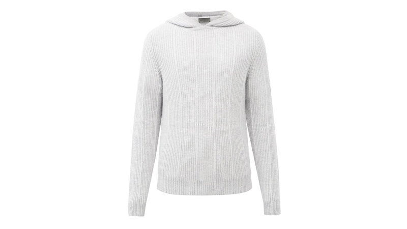 Iris Von Arnim Cashmere Hooded Sweater