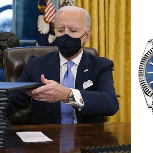 Joe Biden Rolex
