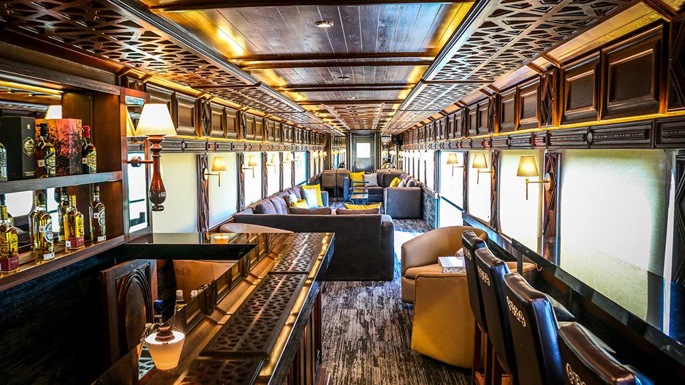 Jose Cuervo Express Tequila Train