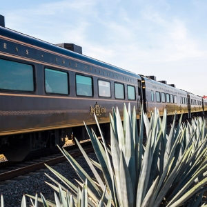 Jose Cuervo Express Tequila Train
