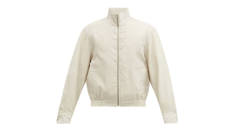 Lemaire Wool-Blend Twill Jacket