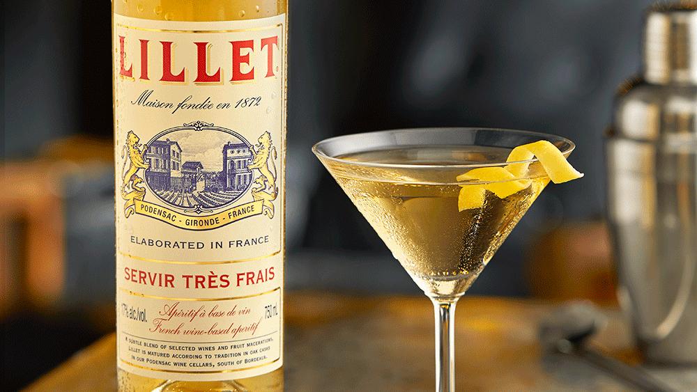 Lillet Martini
