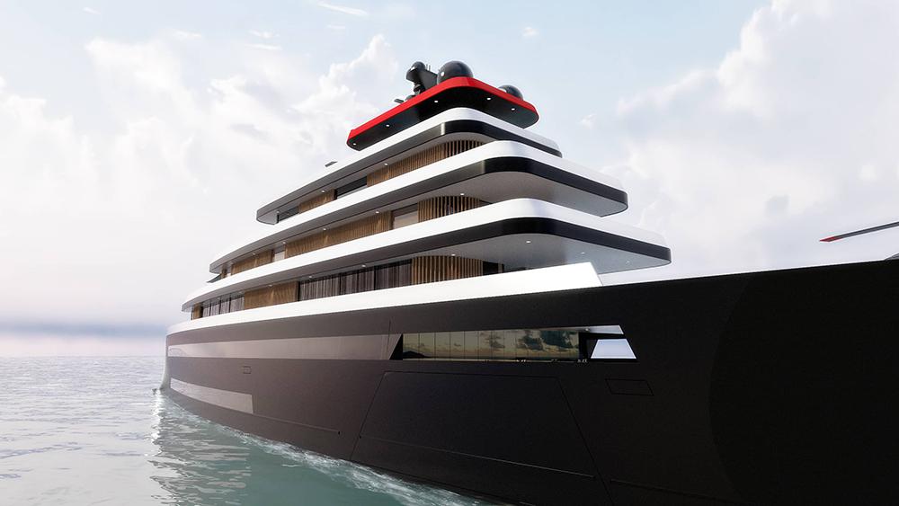 Ocean One Superyacht