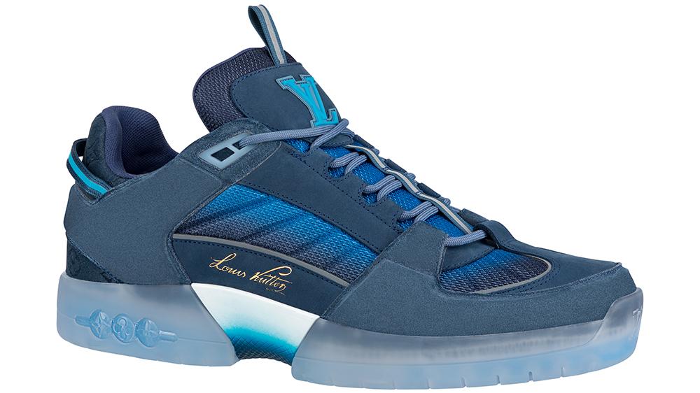 Louis Vuitton A View skate shoe
