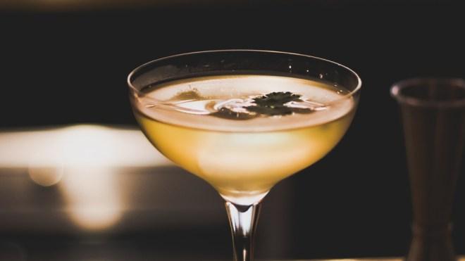 mezcal martini