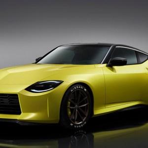 Nissan Proto Z Concept Car