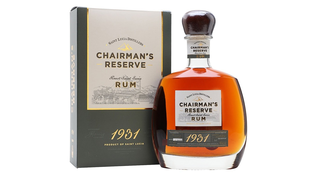 St. Lucia Distillers Chairman's Reserve