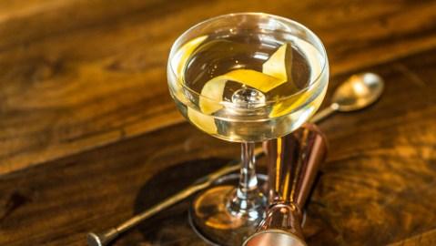 Vesper cocktail james bond invented