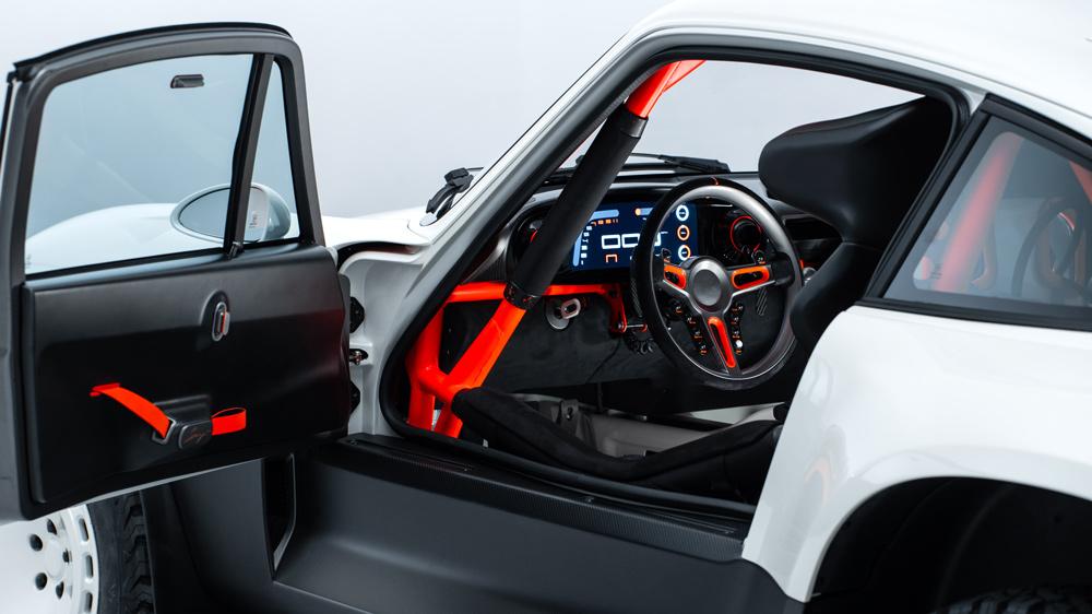 Singer Vehicle Design unveils All-Terrain Competition Study for the Porsche 911.