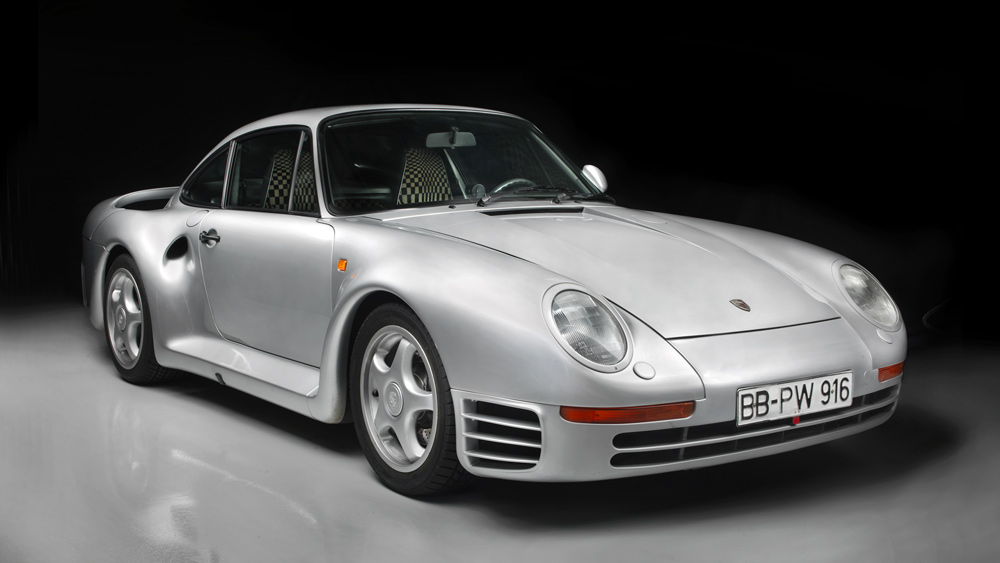Watch the Brumos Collection's Porsche 959 Prototype Get a Workout
