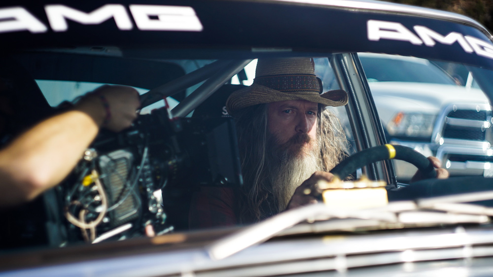 """Watch Magnus Walker Put This Homage to the Famed Mercedes """"Red Pig"""" Racer to the Test"""