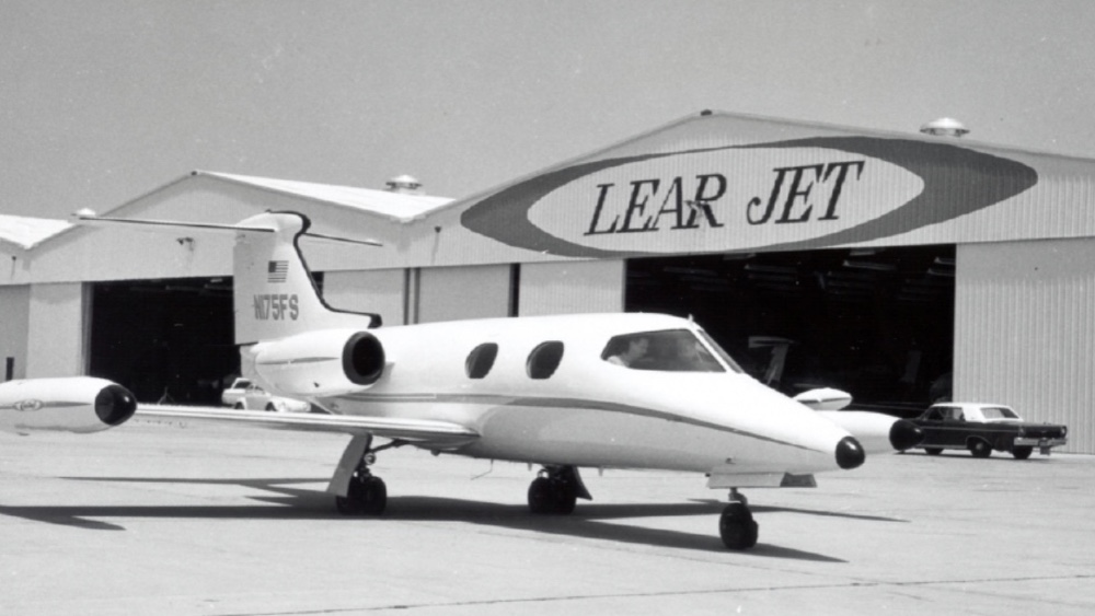 The Learjet brand will stop production later this year