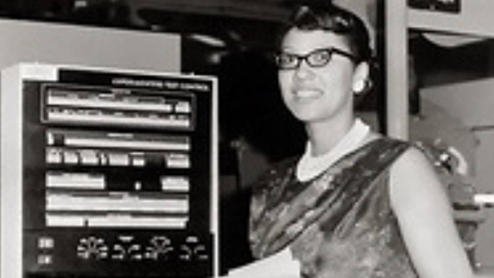 Katherine Mathematician Katherine Johnson helped make manned space flight possible