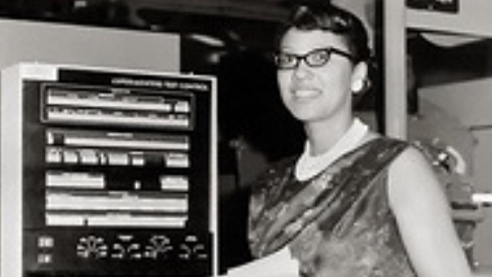 Katherine Mathematician Katherine Johnson helped make manned space flight possible