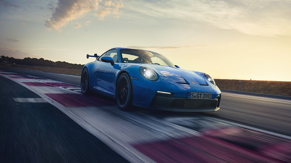 The New 911 GT3 Is One of Porsche's Fastest Street-Legal Sports Car Ever