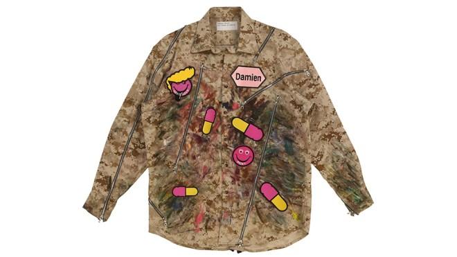 Okubo X Hirst Shirt