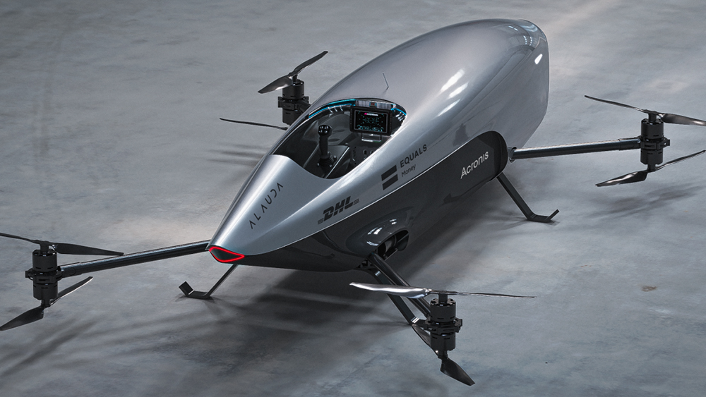 Alauda Airspeeder Mk3