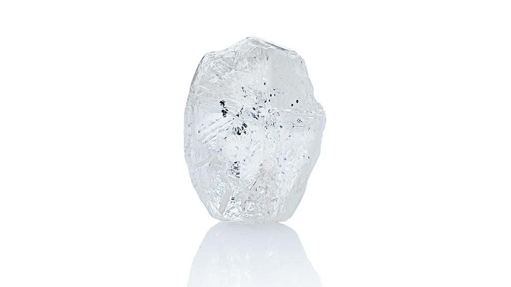Необработанный алмаз АЛРОСА 242 карата