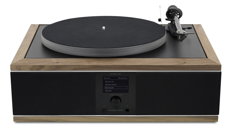 Andover Model-One Turntable Music System