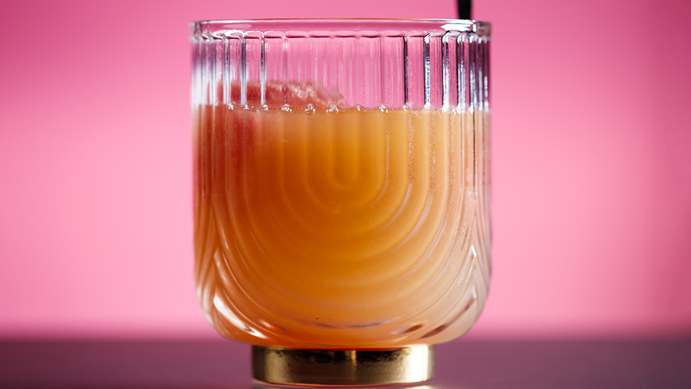 The Aviary Cider Margarita