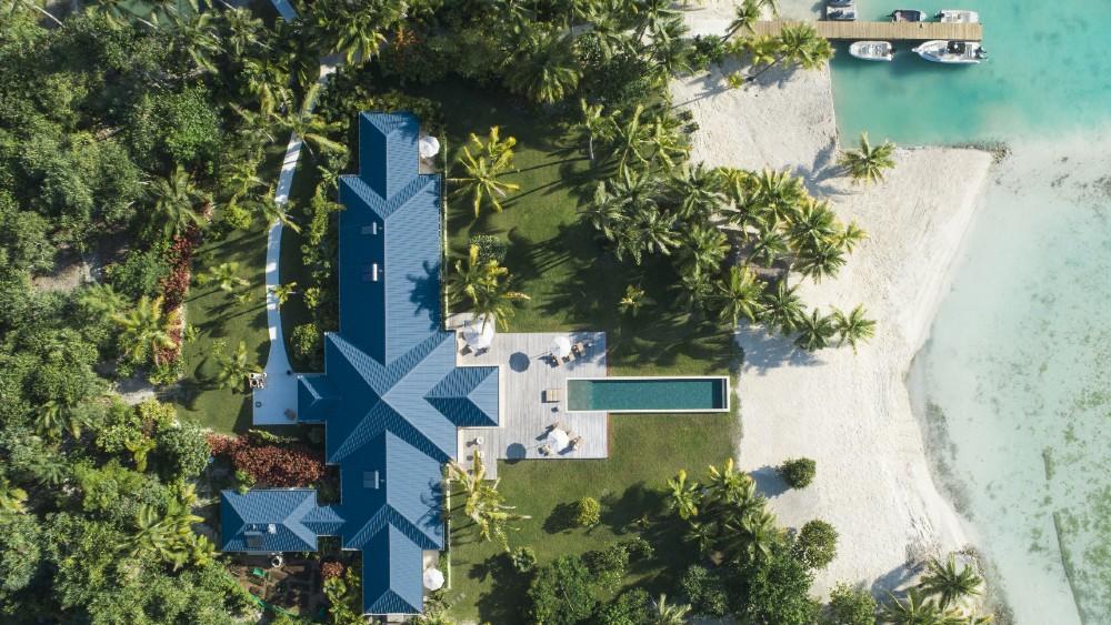 Bora Bora One private estate