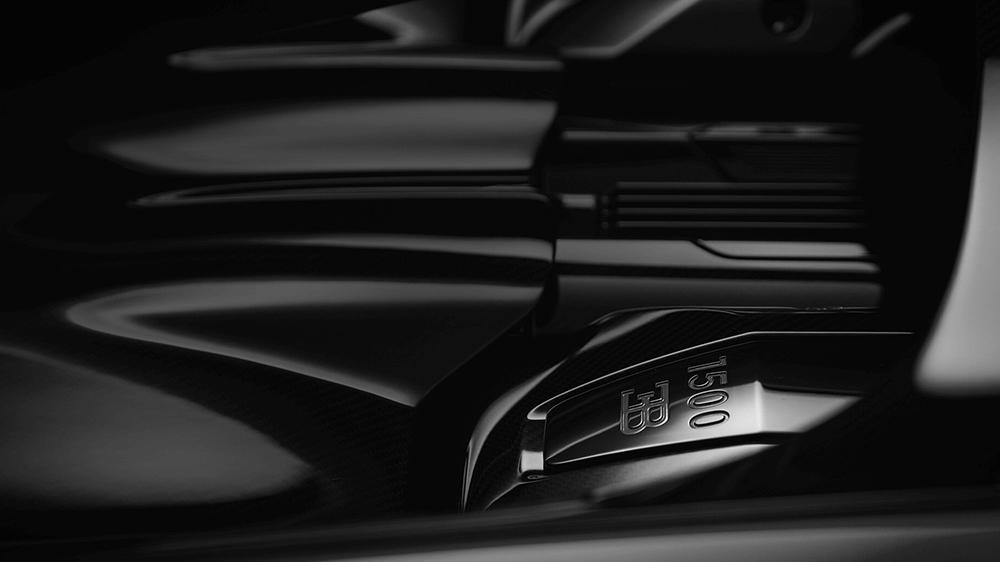 Bugatti Centodieci Prototype