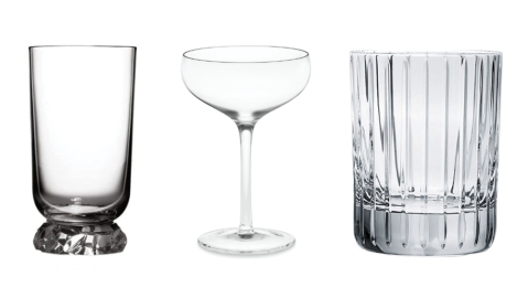 Design, Cocktail Glasses, Spirits, Glassware, Home