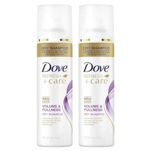Dove Dry Shampoo for Oily Hair