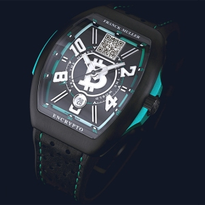 Franck Muller Bitcoin Watch