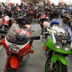 Iconic Motorbikes