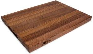 John Boos Reversible Walnut Cutting Board