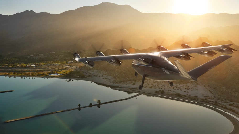 Archer's Maker Will Fly Over Southern California by 2024