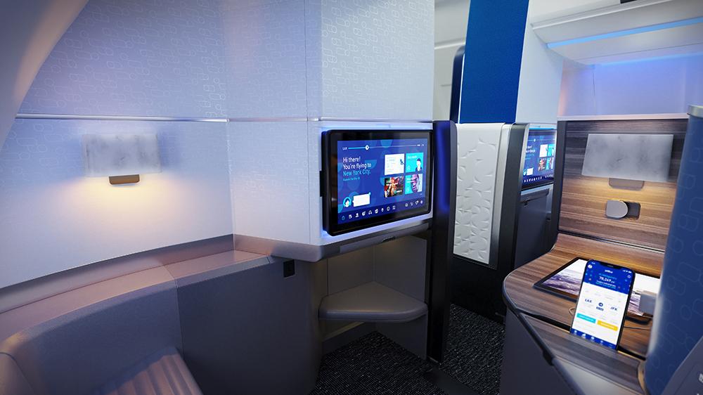 JetBlue Mint Studio