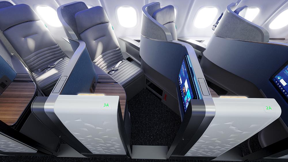 JetBlue Mint Suite