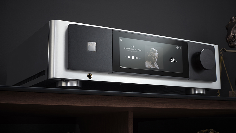 NAD Masters M33 Streaming BluOS Amplifier