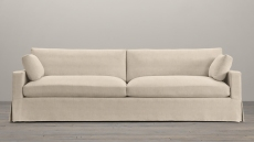 The Belgian Track Arm Slipcovered sofa from RH