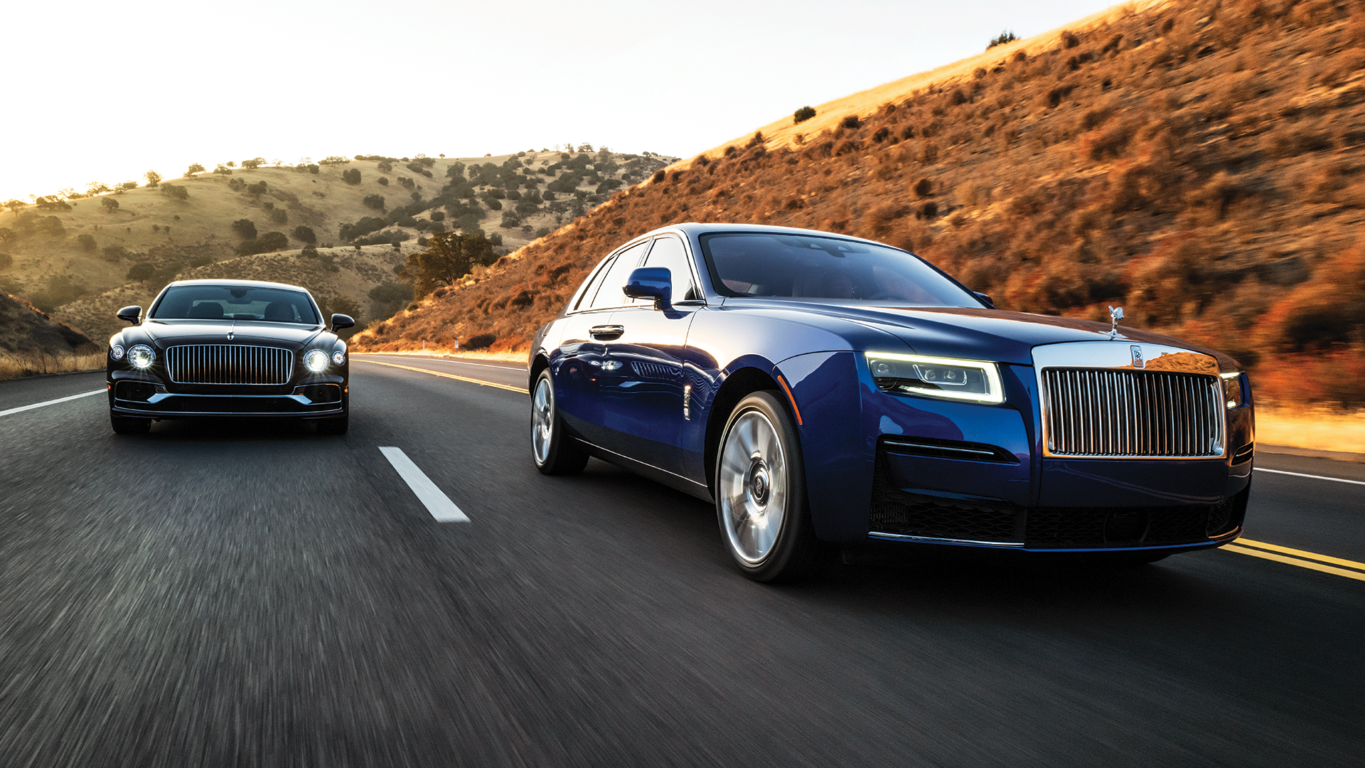 Cars Of The Year 2021 Rolls Royce Ghost And Lamborghini Huracan Evo Robb Report