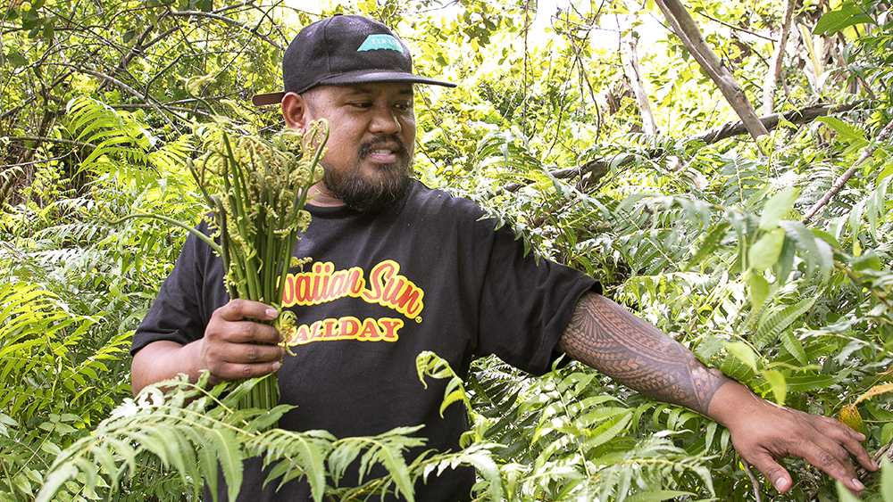 Chef Sheldon Simeon Wants You to Explore the Hawaiian Cuisine You Won't Find at the Big Resorts
