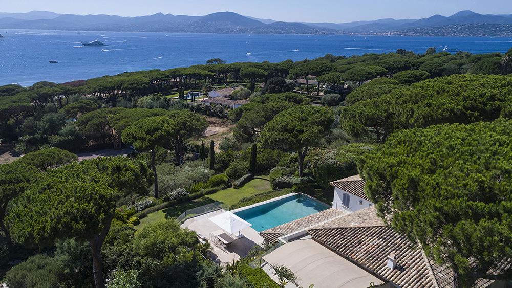 St Tropez estate