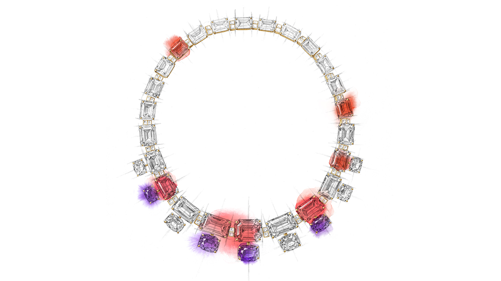 Colors of Nature 2021 Necklace