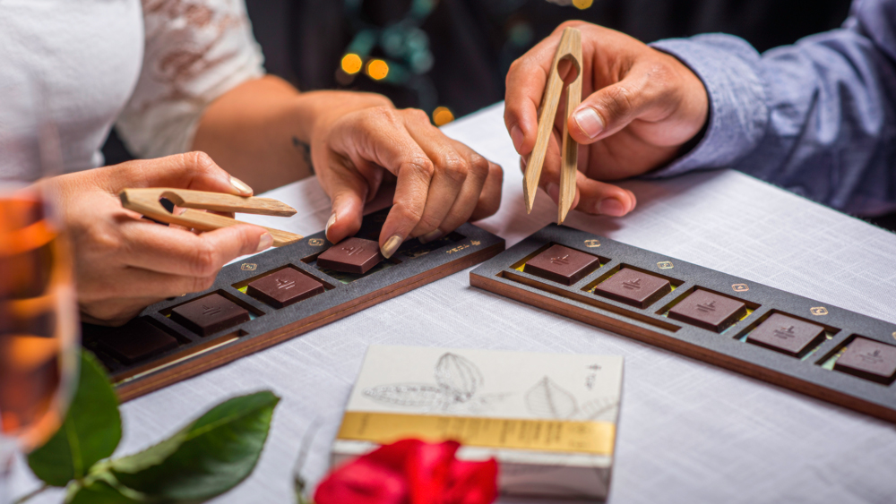 To'ak Tasting Kit chocolate