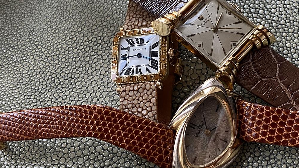 Roni Madhvani Watch Collection