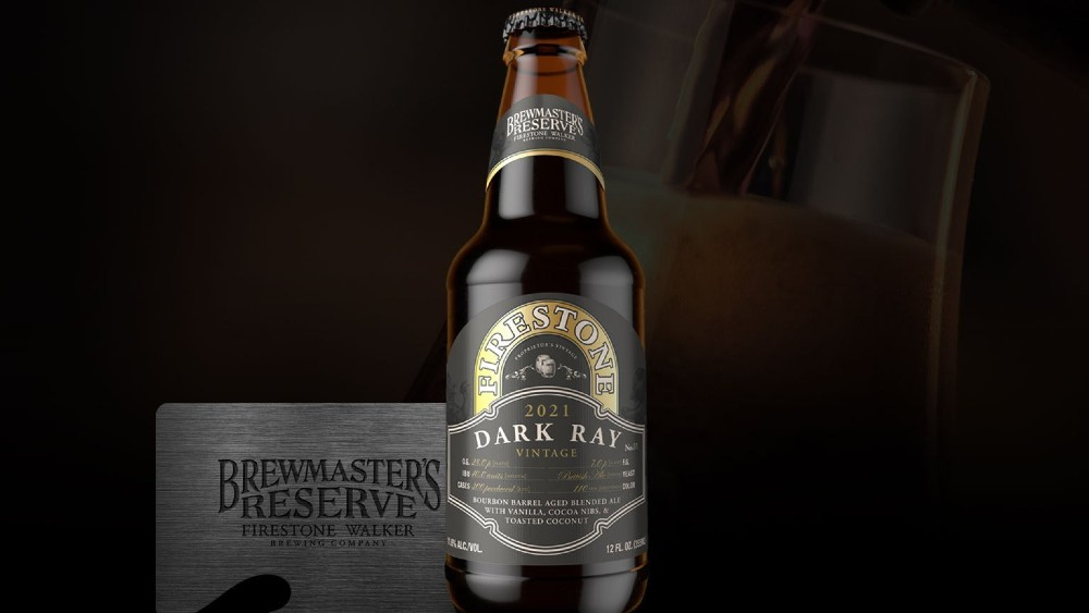 Brewmaster's Reserve: Dark Ray