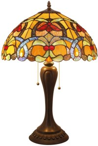 Werfactory Tiffany-Style Table Lamp