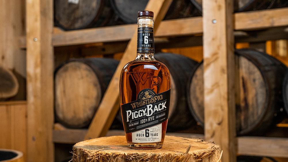 WhistlePig PiggyBack rye