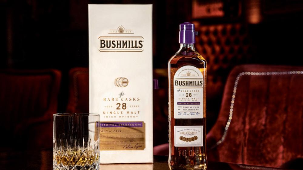 Bushmills 28