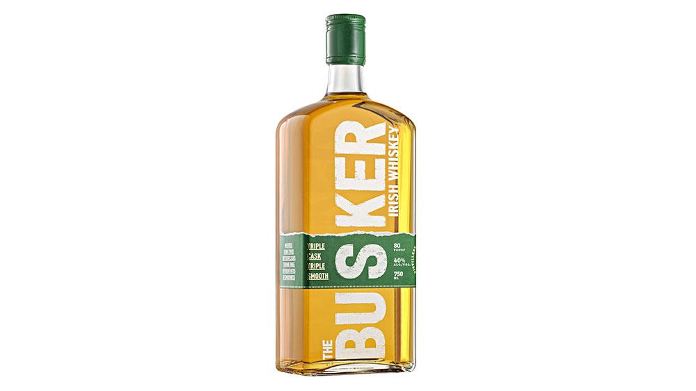 Busker Irish Whiskey